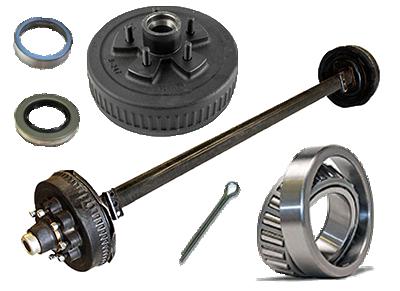 Axle & Suspension Components